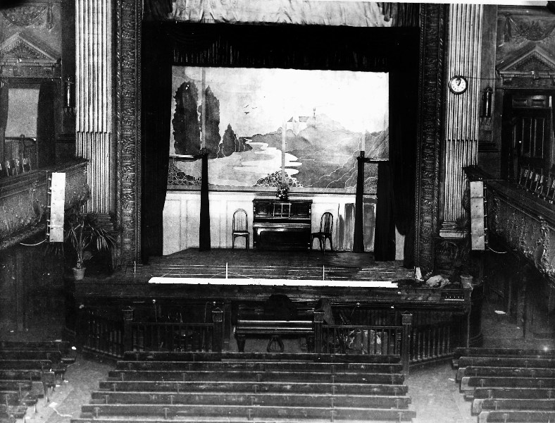 HENRY GREEN GLEN CINEMA DISASTER